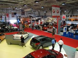 Международен автомобилен салон София 2007