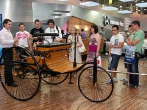 Международен автомобилен салон София 2011