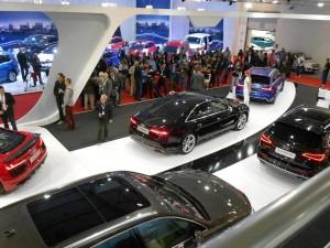 Международен автомобилен салон София 2015